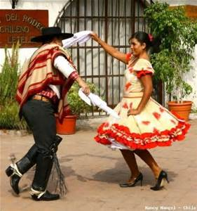 Cueca Chilena Dance