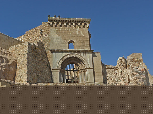 Ghosts of Spanish Cathedral Ruins