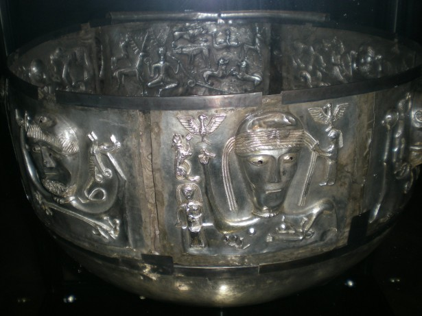 On Receipt of a Punch Bowl